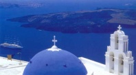 Tоп круиз Циклади 2019, Санторини Парос Наксос Микoнос - 8дни Магията на Гръцките острови