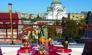 Луксозна Нова година в сърцето на Белград в CRYSTAL HOTEL **** de luxe
