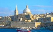 Нова година Малта - 6 дни от 29.12  чартърен полет с Malta Air самолетна програма